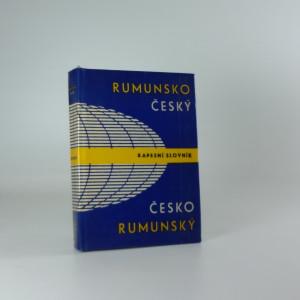 náhled knihy - Rumunsko-český česko-rumunský kapesní slovník