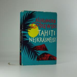 náhled knihy - Nejkrásnější Tahiti