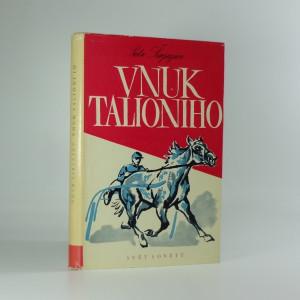 náhled knihy - Vnuk Talioniho