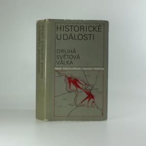 náhled knihy - Historické události - druhá světová válka : datová příručka