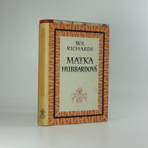 náhled knihy - Matka Hubbardová