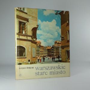 náhled knihy - Warszawskie - Stare Miasto