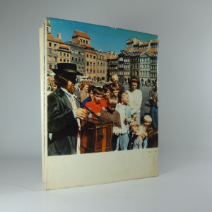 antikvární kniha Warszawskie - Stare Miasto, neuvedeno