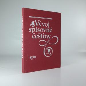 náhled knihy - Vývoj spisovné češtiny