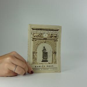 náhled knihy - Karlův most (Umělecké památky 9)