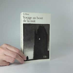 náhled knihy - Voyage au  bout de la nuit