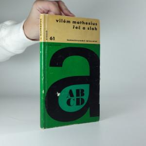náhled knihy - Řeč a sloh