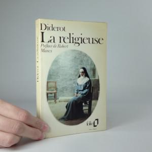 náhled knihy - La religieuse