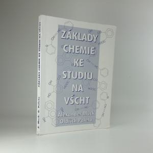 náhled knihy - Základy chemie ke studiu na VŠCHT