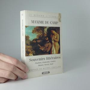 náhled knihy - Souvenirs littéraires