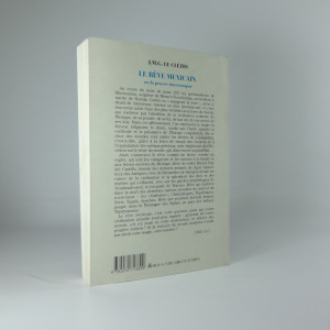 antikvární kniha Le reve Mexicain, 1998