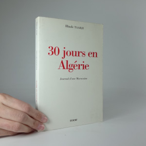 náhled knihy - 30 jours en Algérie