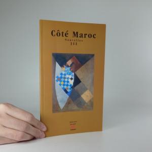 náhled knihy - Coté Maroc