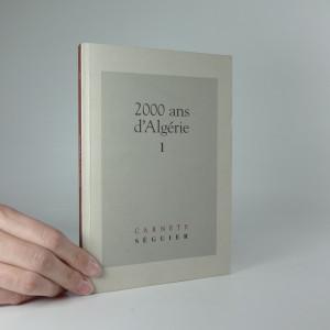 náhled knihy - 2000 ans d´Algérie 1