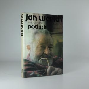 náhled knihy - Jan Werich vzpomíná.. vlastně potlach