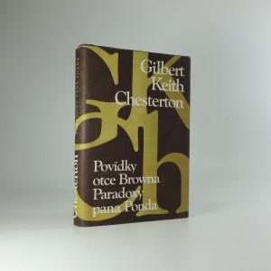 náhled knihy - Povídky otce Browna; Paradoxy pana Ponda