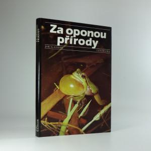náhled knihy - Za oponou přírody