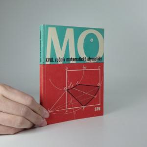 náhled knihy - MO - XVIII. ročník matematické olympiády - ročník 1968-1969