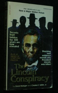 náhled knihy - The Lincoln conspiracy