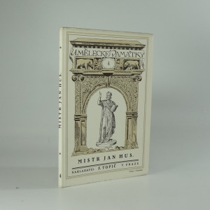náhled knihy - Mistr Jan Hus