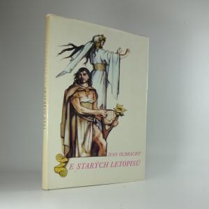 náhled knihy - Ze starých letopisů