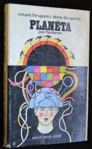 náhled knihy - Planéta pre Panťanov