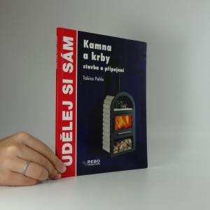 náhled knihy - Kamna a krby : stavba a připojení