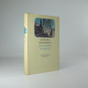 náhled knihy - Podzemní plameny