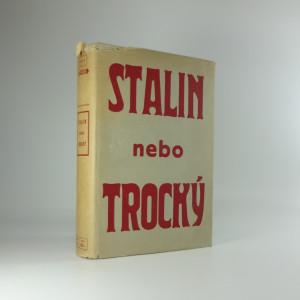 náhled knihy - Stalin nebo Trocký