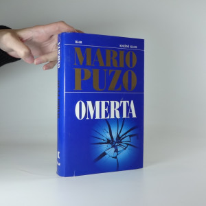 náhled knihy - Omerta