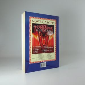 antikvární kniha Fenomén indigové barvy, 2001