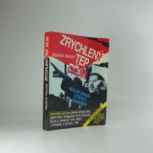 náhled knihy - Zrychlený tep dějin / reálé drama o deseti jednáních