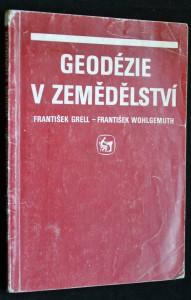 náhled knihy - Geodézie v zemědělství