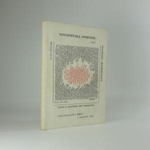 náhled knihy - Novosvětská symfonie