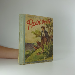 náhled knihy - Paví vrch