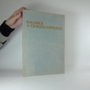 náhled knihy - Dálnice v Československu