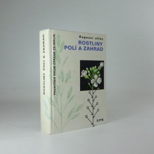 náhled knihy - Kapesní atlas - rostliny polí a zahrad