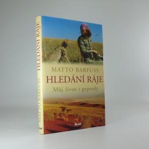 náhled knihy - Hledání ráje - můj život s gepardy