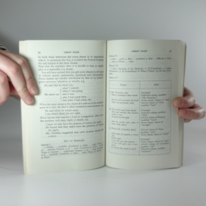 antikvární kniha Essential English for foreign students, 1974