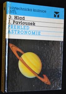 náhled knihy - Přehled astronomie