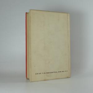 antikvární kniha Otázka sociální - základy marxismu filosofické a sociologické, svazek druhý, 1948