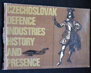 náhled knihy - Czechoslovak defence industries history and presence