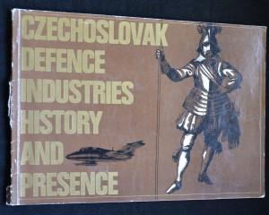 náhled knihy - Czechoslovak defence industries history and presence