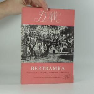 náhled knihy - Bertramka