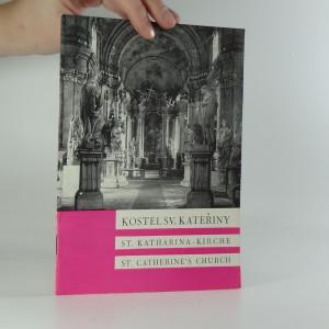 náhled knihy - Kostel sv. Kateřiny
