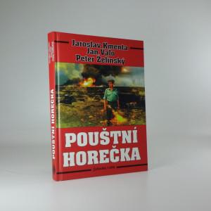 náhled knihy - Pouštní horečka