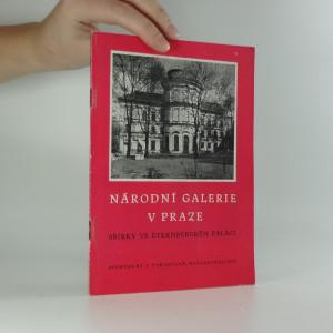 náhled knihy - Národní galerie v Praze: Sbírky ve Štenberském paláci