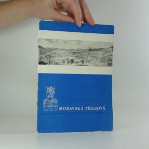 náhled knihy - Moravská Třebová