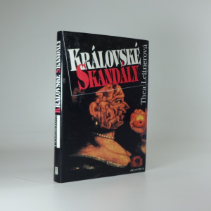 náhled knihy - Královské skandály