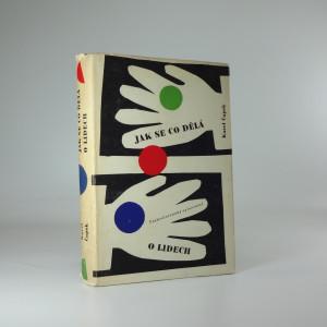 náhled knihy - Jak se co dělá ; O lidech